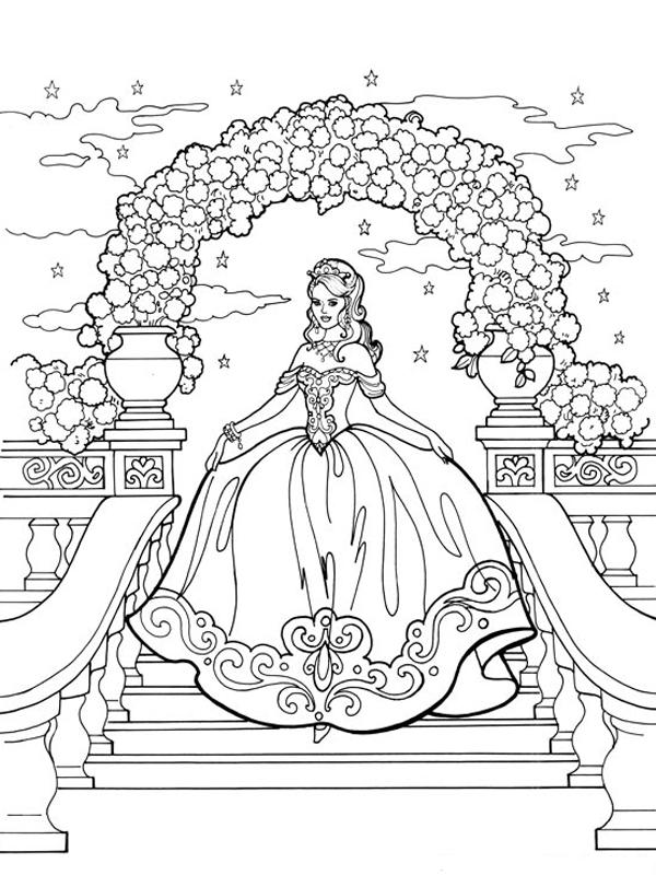 Bojanke Za Decu Princeza Leonora