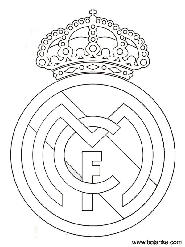 Bojanke Za Decu Real Madrid